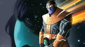 Tini Howard Will Go Back in Time for Marvel's Thanos Limited Series This April