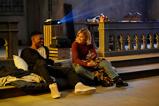 A First Set Of Photos Drop From Season Two Of Marvel's Cloak & Dagger