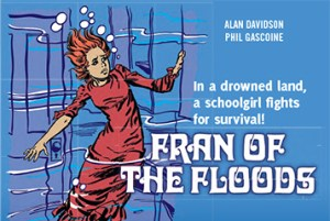 Tripwire Reviews Rebellion's Fran Of The Floods