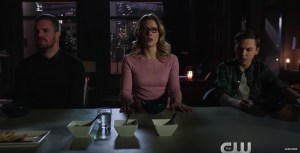 Previewing The Next Episode Of Arrow
