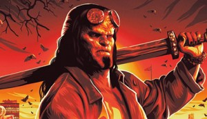 Hellboy: The Art of the Motion Picture Will Be Published by Dark Horse Comics