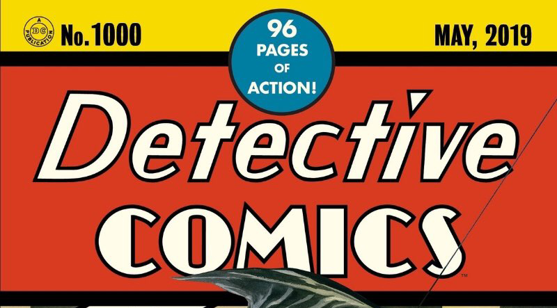 Three New Cover Variants Released For Detective Comics #1000