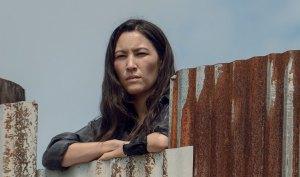 Eleanor Matsuura Talks The Walking Dead
