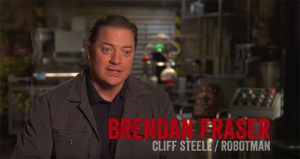 Watch A Featurette Focusing on Robotman From Doom Patrol
