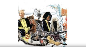 Bill Sienkiewicz Talks About Drawing The New Mutants
