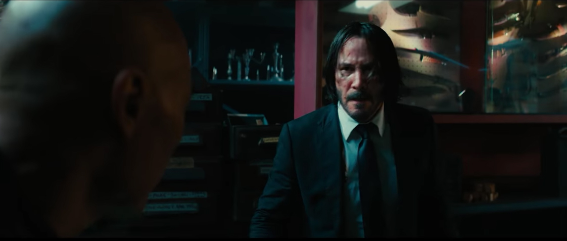 Watch A Second Trailer For John Wick Chapter 3: Parabellum