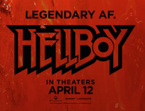 All Five Hellboy Posters In One Place