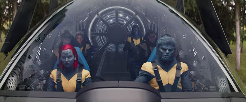 A Final Trailer For X-Men: Dark Phoenix In IMAX Drops