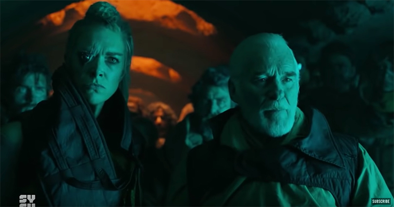 SyFy's Krypton Reveals A New Second Season Trailer