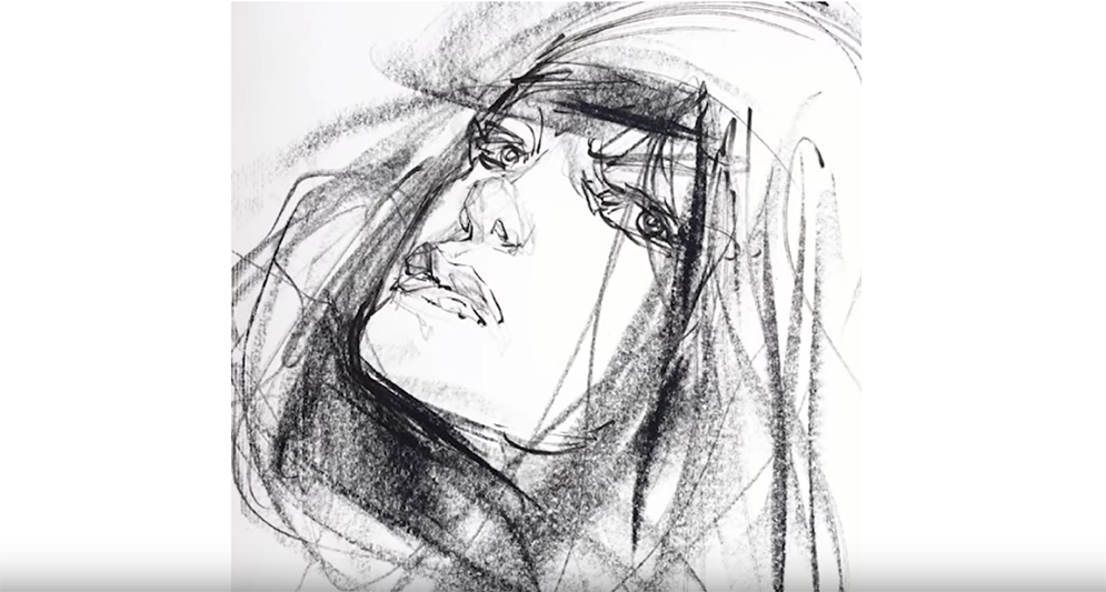 Bill Sienkiewicz Shows Off His Sketches