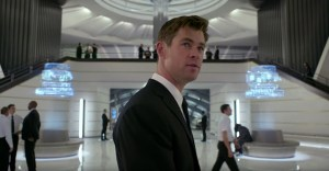 Watch A New International Trailer for Men In Black International