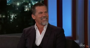 Josh Brolin Talks Avengers: Endgame On Jimmy Kimmel