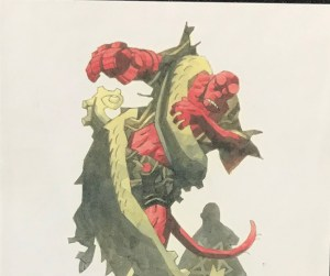 25 Years Of Hellboy: Day One: Tripwire Reviews Hellboy Volume One