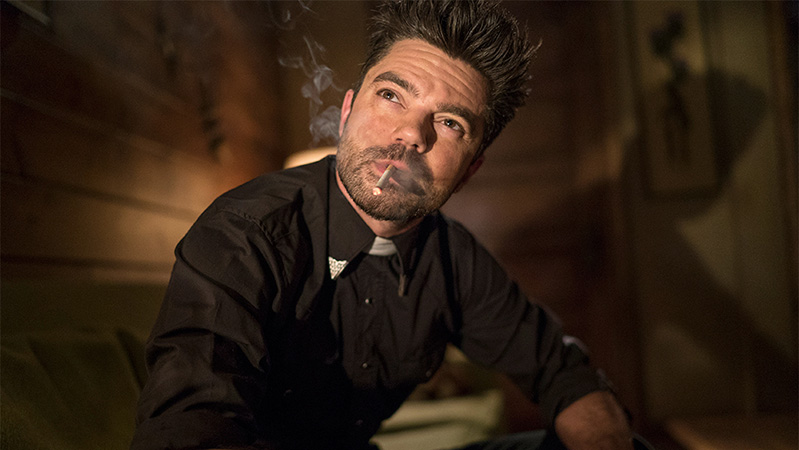 First Set Of Preacher Season Four Images Appear