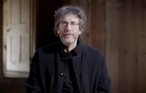 Neil Gaiman Talks American Gods
