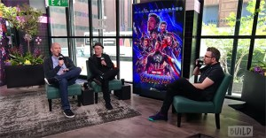 Screenwriters Christopher Markus And Stephen McFeely Talk Avengers: Endgame