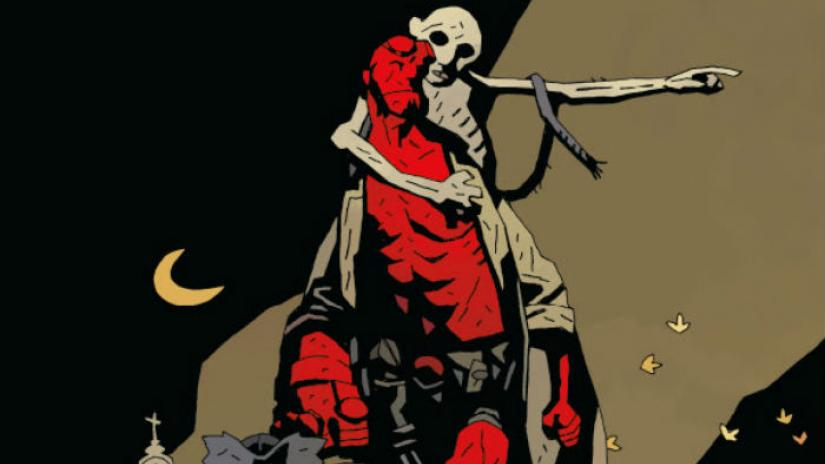 Tripwire Celebrates 25 Years Of Hellboy