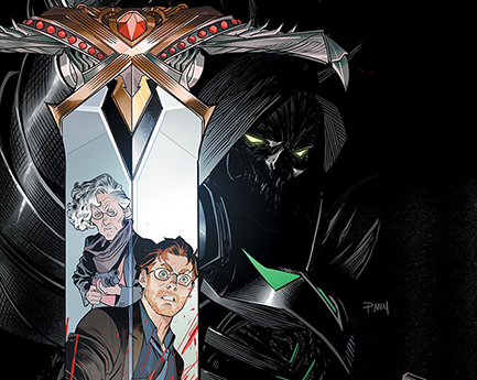Your First Look at Kieron Gillen and Dan Mora's Once & Future #1 From BOOM! Studios