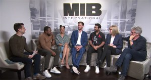The Cast And Filmmakers Talk Men In Black International