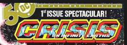 Scott Braden's Lost Tales: DC Comics' Crisis On Captive Earth/ Crisis Of The Soul