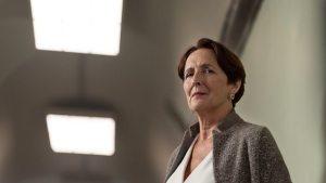 Fiona Shaw On Killing Eve Season Two