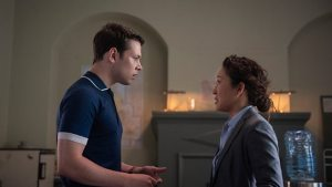 Sean Delaney Talks Killing Eve Season Two