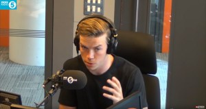 Mark Kermode And Simon Mayo Talk To Will Poulter About Midsommar
