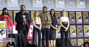 SDCC 2019: Check Out The Black Widow Panel