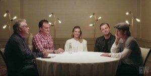 The Cast And Director Talk Once Upon A Time In Hollywood To Entertainment Weekly