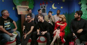 The Cast Talk It Chapter Two To Entertainment Weekly