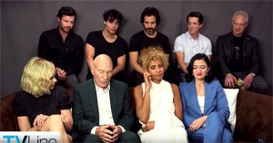 SDCC 2019: The Cast Talk Picard To TV Line