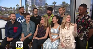 The Cast Talk Amazon's The Boys