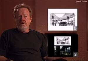 Ridley Scott On The Art Of Storyboards