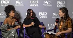 Zazie Beetz And Emma Tillinger Koskoff Talk Joker At Venice Film Festival
