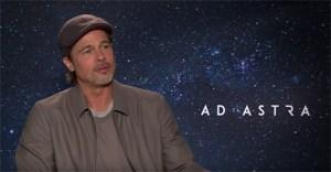 Brad Pitt Talks Ad Astra