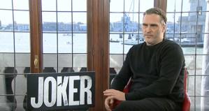 Joaquin Phoenix Talks Joker