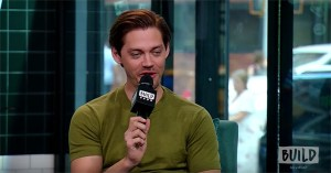 Tom Payne Talks New Fox Crime Show Prodigal Son