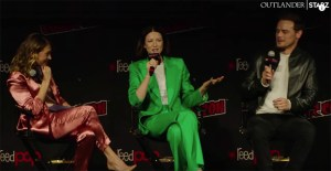 NYCC 2019: Outlander Panel In Full
