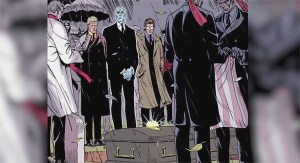 The Legacy Of Moore And Gibbons' Watchmen