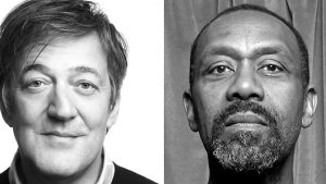 Stephen Fry And Sir Lenny Henry CBE Will Appear In The Twelfth Series Of Doctor Who