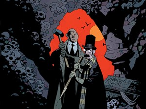 Dark Horse Previews Our Encounters With Evil:  Adventures Of Professor JT Meinhardt And His Assistant Mr Knox