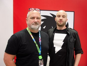 NYCC 2019: Matt Wagner and Brennan Wagner Talk The End Of Mage, Grendel And More
