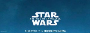 A New Dolby Poster From Star Wars: The Rise Of Skywalker Is Here