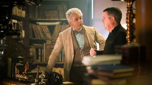 Director And Exec Producer Douglas MacKinnon Talks Gaiman And Pratchett's Good Omens
