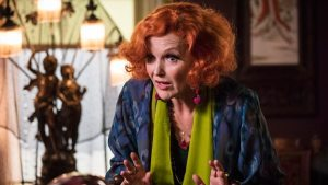 Miranda Richardson On Gaiman And Pratchett's Good Omens