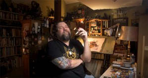A Day In The Studio Part One With Tommy Lee Edwards