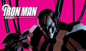 The Future is Now In The Iron Man 2020#1 Trailer