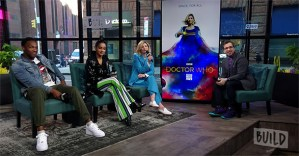 Jodie Whittaker, Mandip Gill And Tosin Cole Talk Series Twelve Of Doctor Who To Build