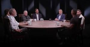 Watch An Actor's Roundtable With Adam Driver, Robert De Niro, Tom Hanks And More