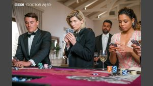 Our Man In Los Angeles Reviews Episode One Of Doctor Who Series Twelve